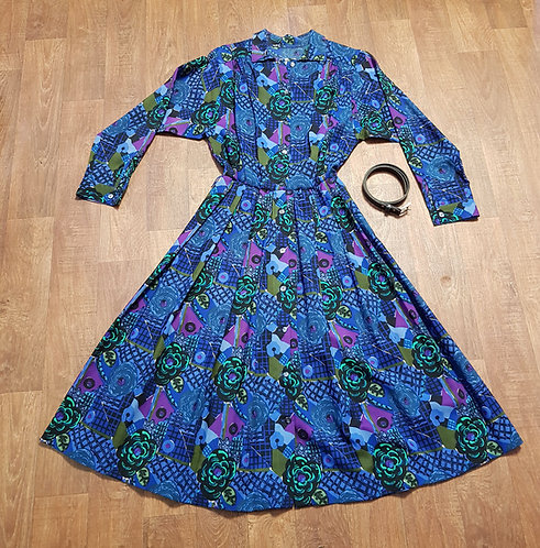 Vintage Liberty Dress | Vintage Dresses | Vintage Clothing | Preloved UK