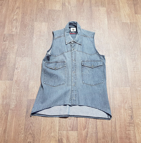 Vintage Denim Tops | Vintage Shirts | Vintage Clothing | Preloved UK