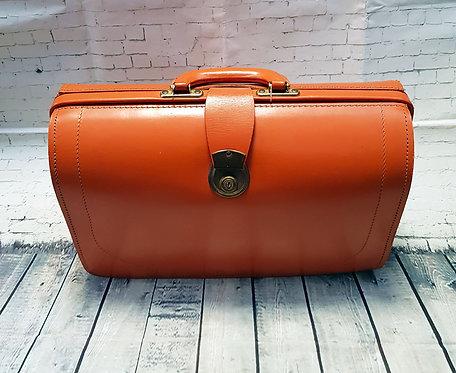 Vintage Gladstone Bag | 1960s Briefcase | 60s Style | Vintage Shop