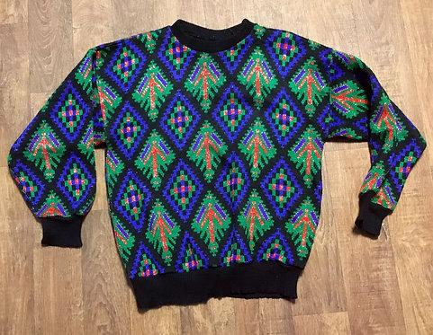 Vintage Jumper | 1980s Jumper | Vintage Clothing | 80s Style
