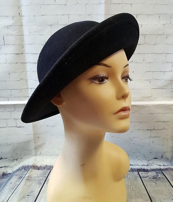 Vintage Hat | 1980s Hat | Vintage Accessories | Eco Friendly