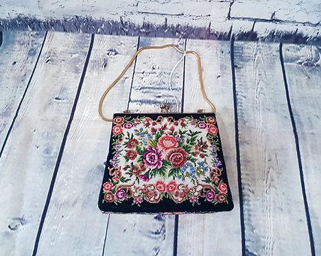 Vintage Evening Bag | 1930s Evening Bag | 1930s Accessories | Eco Friendly