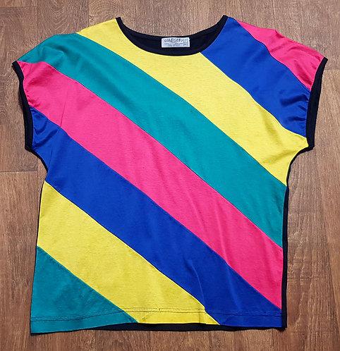 Vintage Jaeger Top   Vintage Jager T-Shirts   80s Style   Vintage Clothing