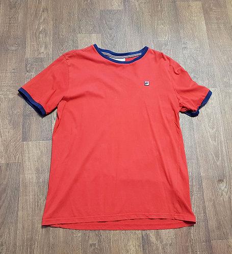 Mens Fila Tee | Mens Clothing | Retro Fila T-Shirt | Vintage Clothing