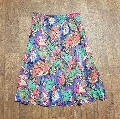 Vintage Skirt | 1980s Skirt | Vintage Clothing | Vintage Style