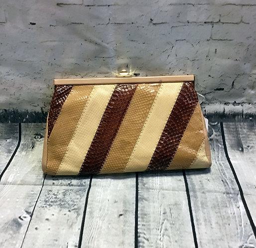 Vintage Clutch Bag | Jane Shilton Bag | 1960s Bag | Preloved UK