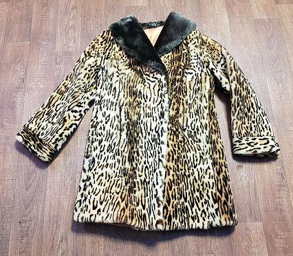 Vintage Coats   1970s Faux Fur Coat   Vintage Clothing   Second Hand
