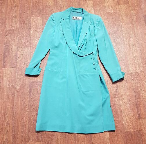 Vintage Dresses | Designer Vintage Clothing | Vintage Chloé Dress | Vintage Fashion