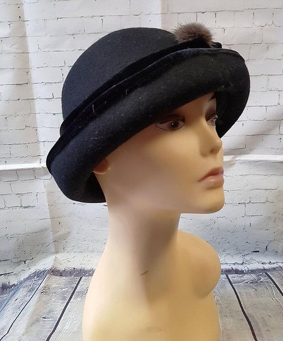 Vintage Hat   1930s Hat   Cloche Hat   Vintage Accessories