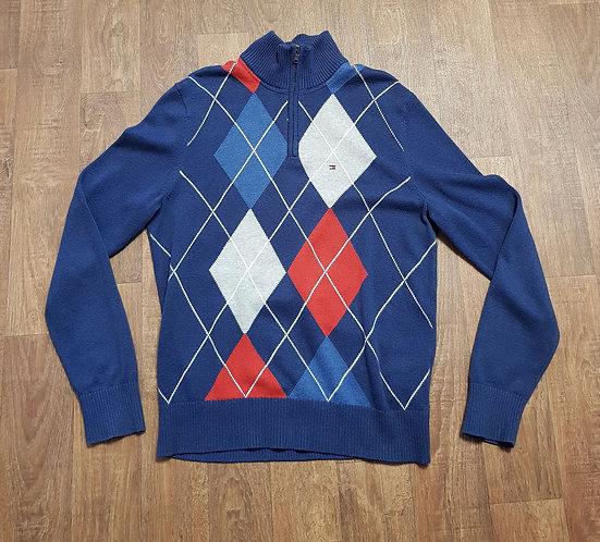 Mens Sweater | Vintage Jumper | Tommy Hilfiger Knit | Menswear
