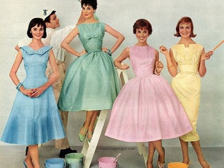 Perfect Pastels Easter Parade