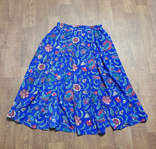 Vintage Skirt | 1980s Skirt | Vintage Clothing | Eco Friendly