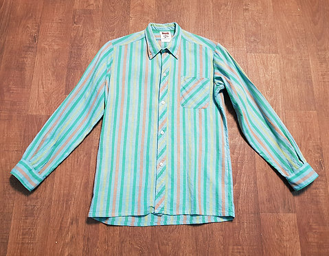 Mens Shirt | 1970s Shirt | Vintage Clothing | Vintage Menswear