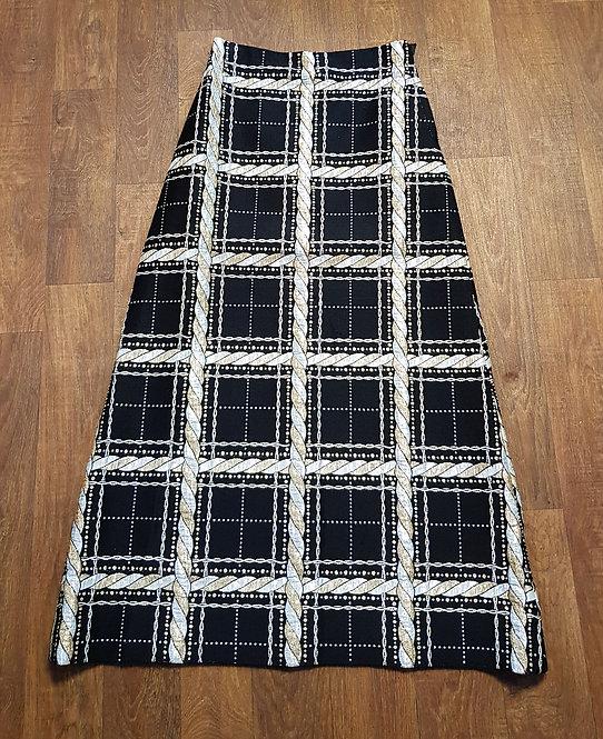 Vintage Skirt | 1970s Maxi Skirt | 70s Style | Vintage Clothing