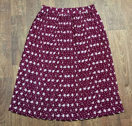 Vintage Skirt | 1990s Clothing | 90s Fashion | Vintage Clothing