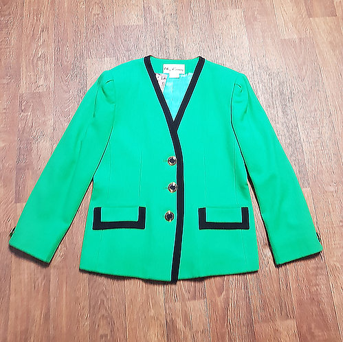 Vintage Jacket | Oleg Cassini Jacket | Vintage Clothing | Vintage Fashion
