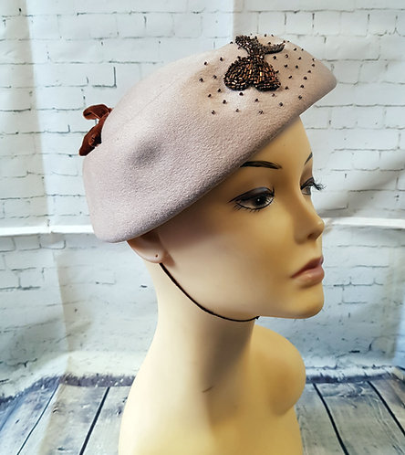 Vintage Hat | 1940s Hat | Unique Vintage | Vintage Accessories