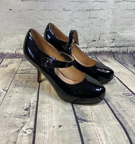 Retro Shoes | Retro Mary Jane Heels | Vintage Style | Preloved UK