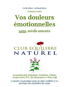 LIVRE PDF VOS DOULEURS EMOTIONNELLES SAN