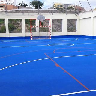 Deportivo Cancha polideportiva Centro Social Barranquillo Don Zoilo