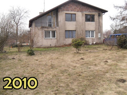 5 - Old House 2010