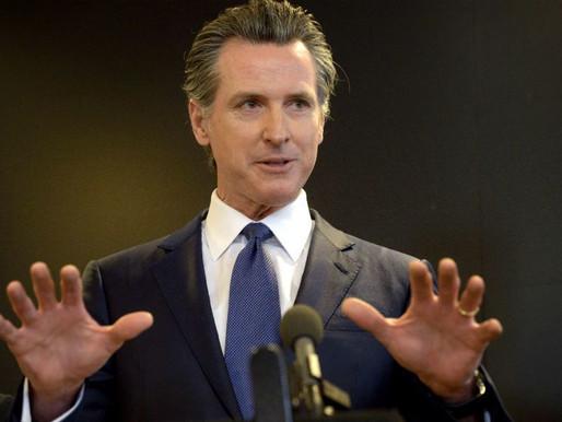 California Recall Election against Governor Gavin Newsom