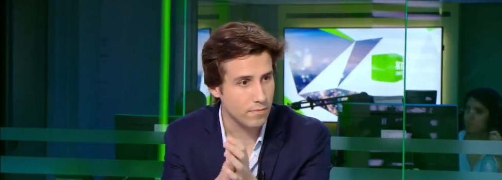 Pierre Gentillet invité du JT de RT France