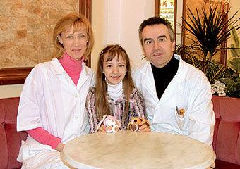 Kurt Tichy Jun. mit Gattin und Tochter.j