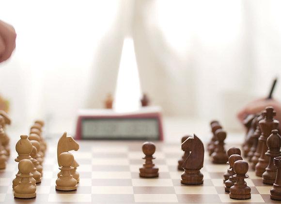 Schachkurs Level1 (10 Einheiten)