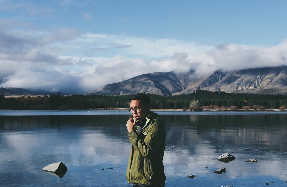 Lake Wakatipu yang tak menipu