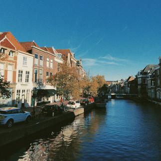 09: Sebulan di Belanda