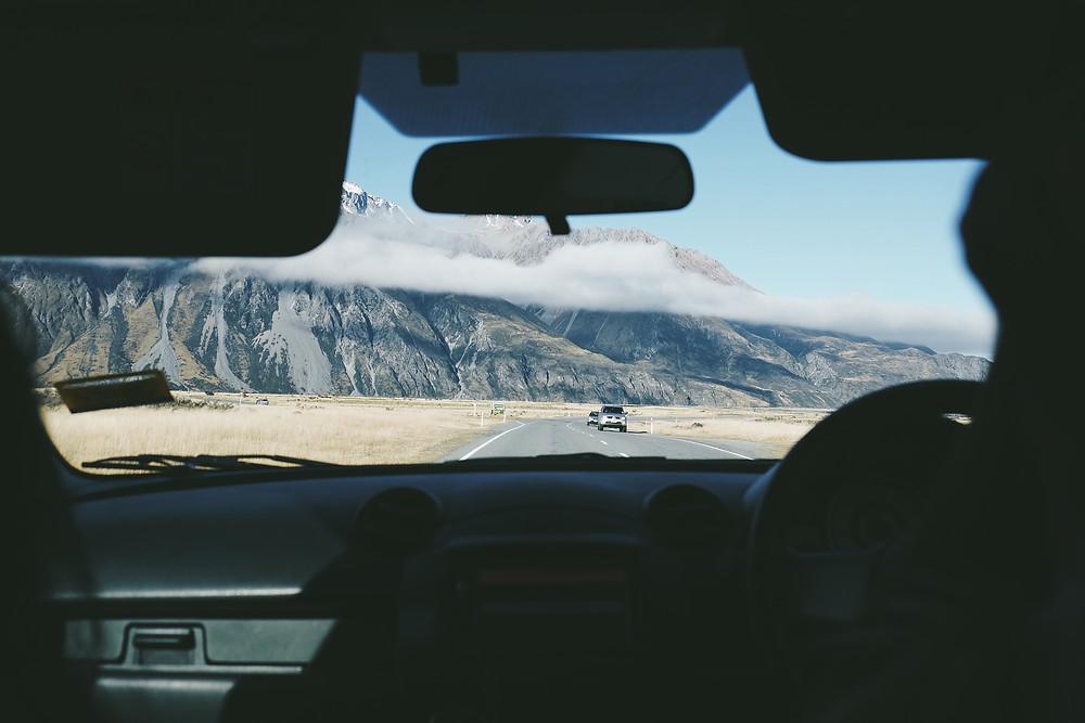 Hal terbaik untuk dilakukan: road trip!