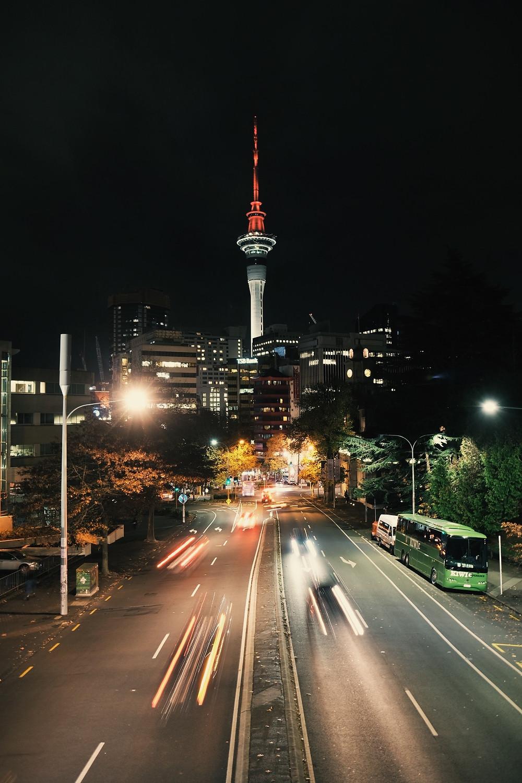 Shutter Speed: Auckland