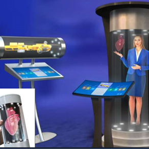 Hologram Kiosk