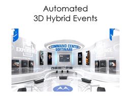 3D Hybrid Events