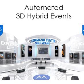 3D Hybrid Booth
