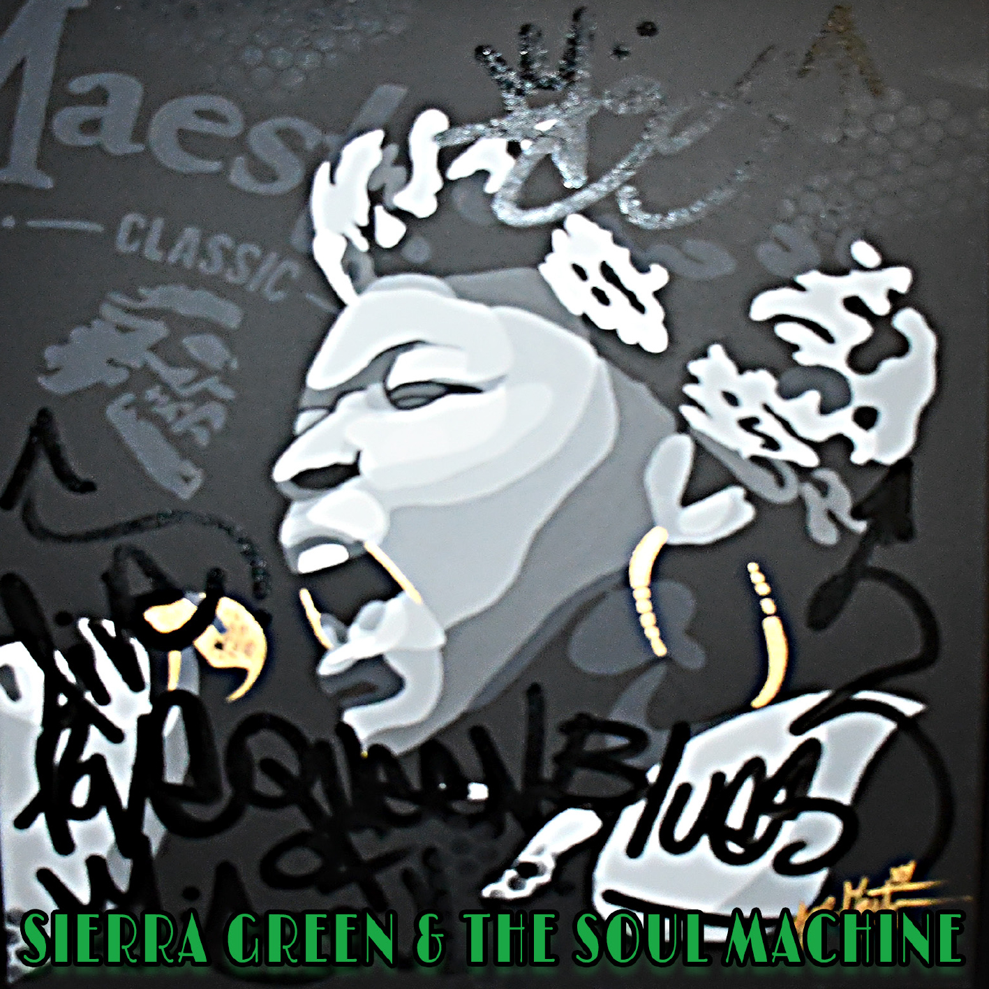 Sierra Green Album_FrontCover