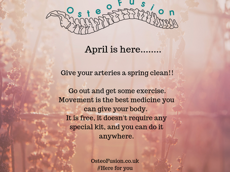OsteoSnapshot : Move!!