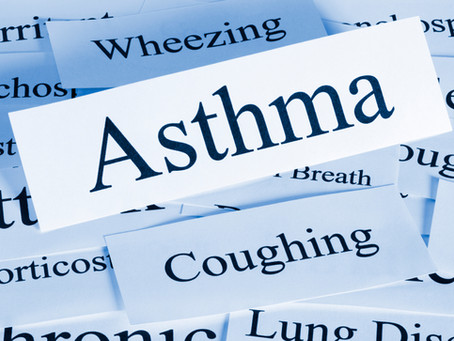 Mid-Week MOT: Asthma - Take my breath away.......