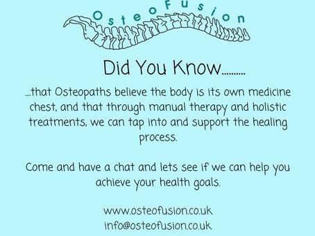 OsteoPost: Medicine Chest....