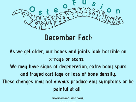 OsteoPost: December Fact