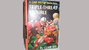 WHERE HAVE YOU GONE, CHIP HILTON?