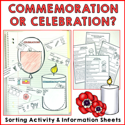 Commemoration or Celebration