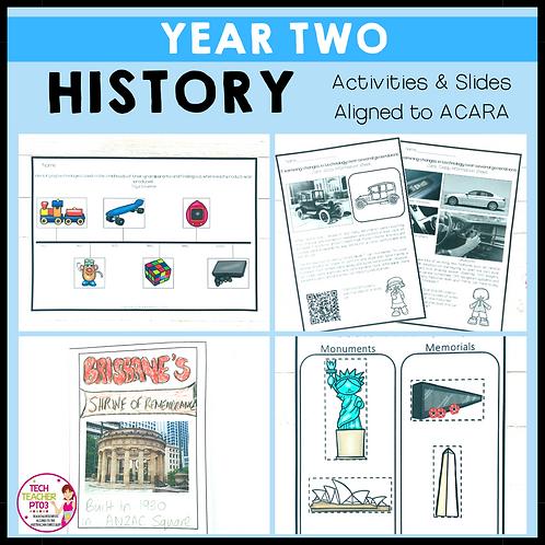 Year 2 History