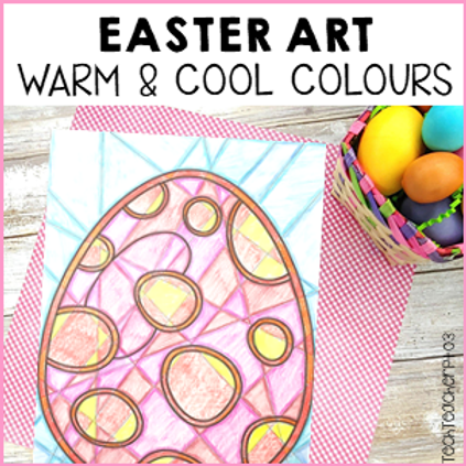 Easter Art Activities