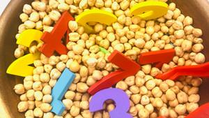 8 Fun number matching ideas for teaching kindergarten math