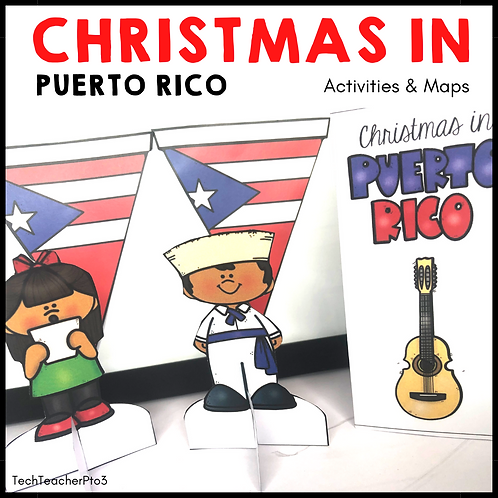 Christmas in Puerto Rico I Holidays Around the World