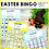 Thumbnail: Easter Bingo Sight Words Objects and Number