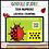 Thumbnail: Make the Teen Number Ladybug 11 to 20 Google Slides™ Activity