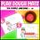 Thumbnail: Play Dough Number Mats Ten Frames Unicorns 1 to 20